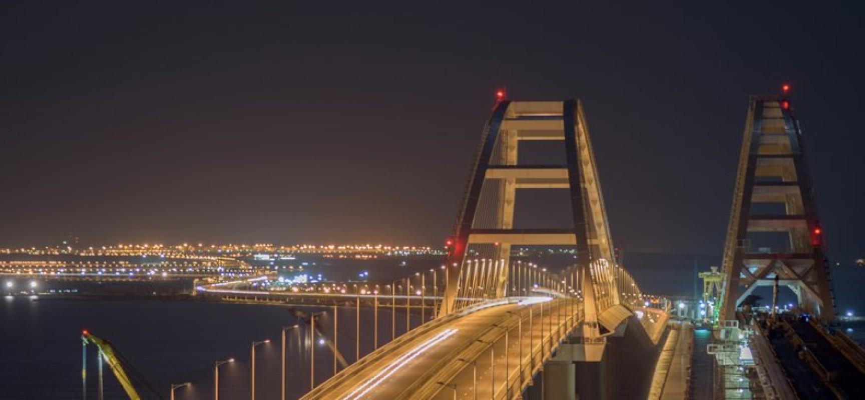 Крымский мост: задачи на 2019 год
