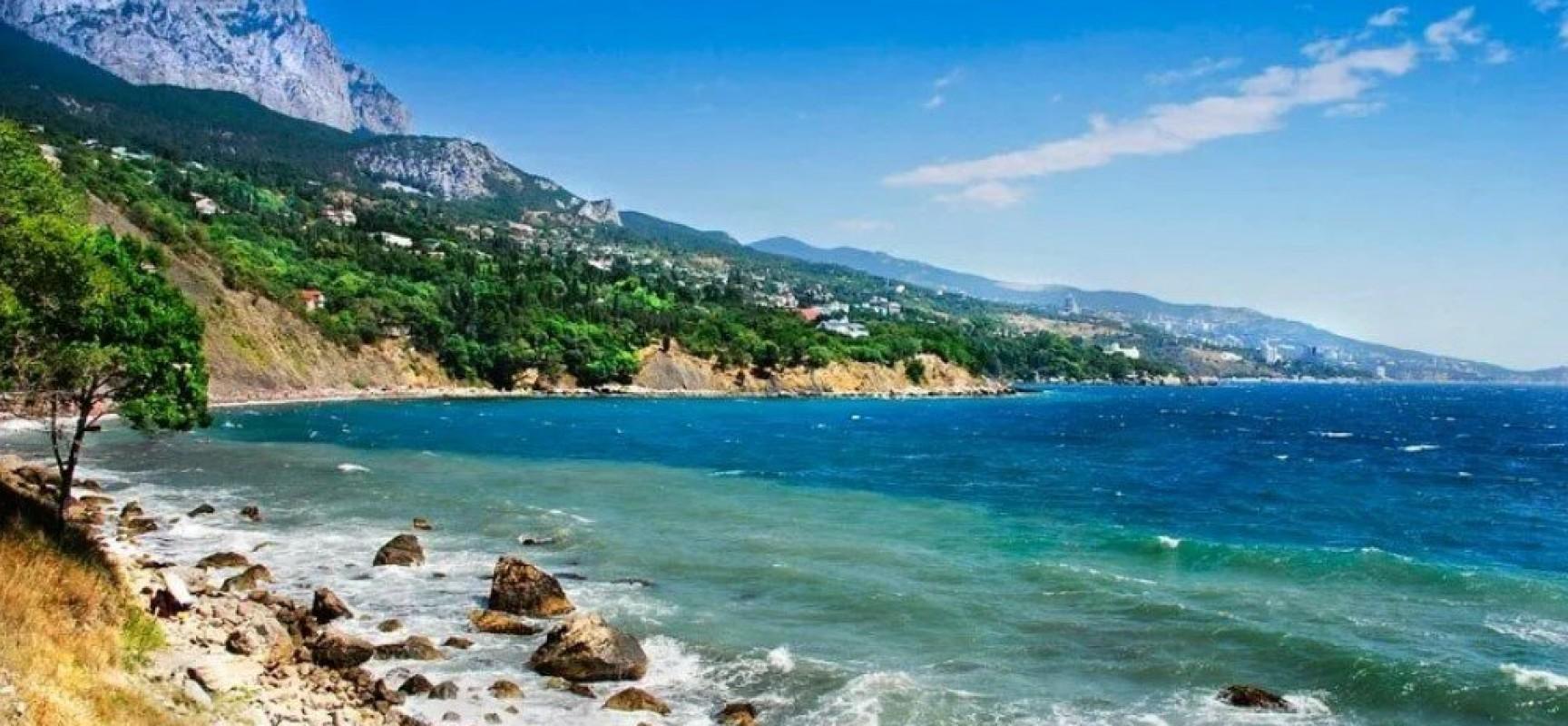 Крым, курорты южного берега